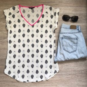 EXPRESS PASELY PATTERN TOP